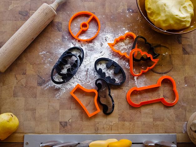 饼干模型切割刀
