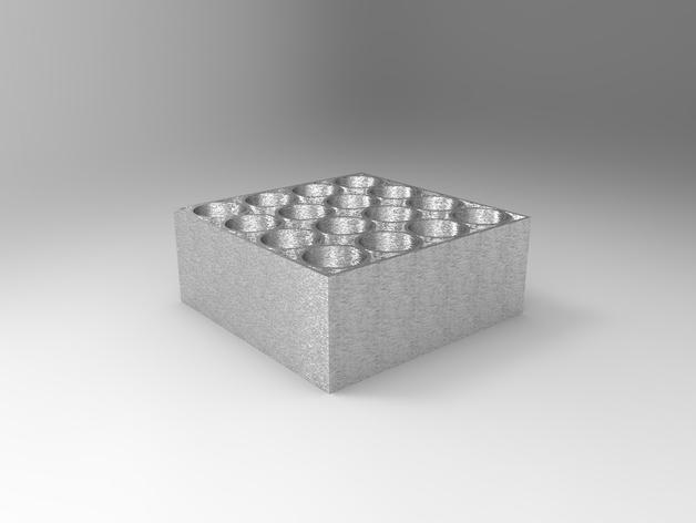 AA电池电池盒