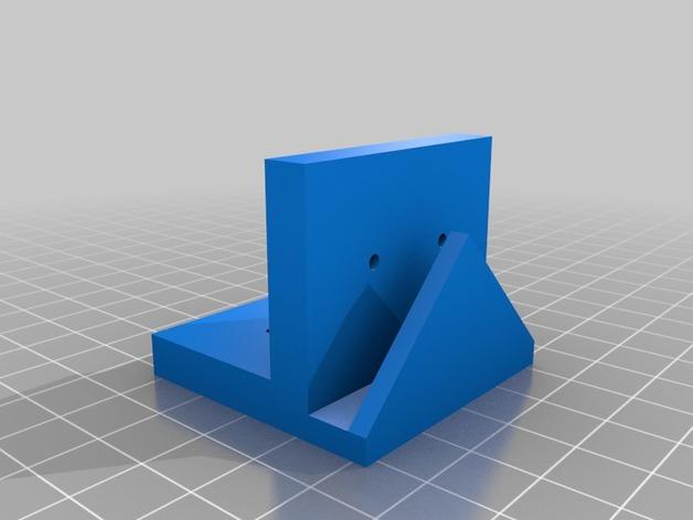 XYZ盒形架连接装置