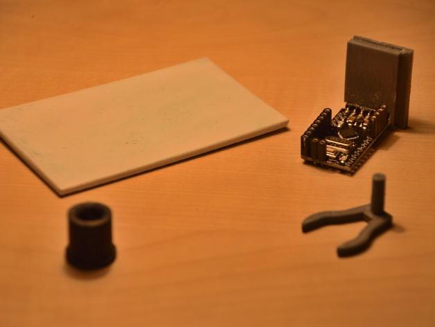 3D打印温度计/时钟