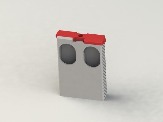 便携式口香糖盒