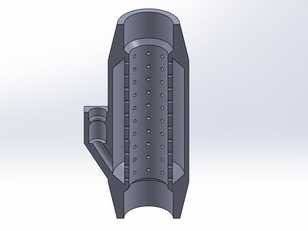 水族馆空气水泵零部件