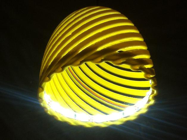 经典螺旋灯罩2