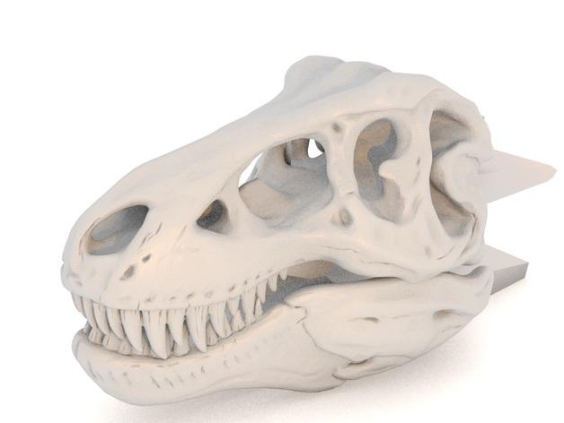 恐龙形衣夹