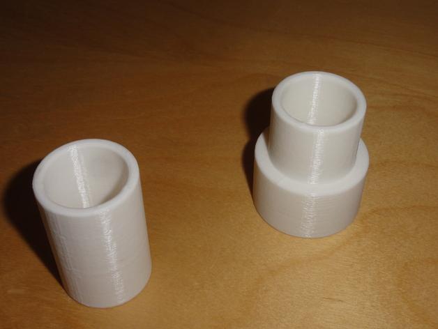 简易软管配适器 3D打印模型渲染图