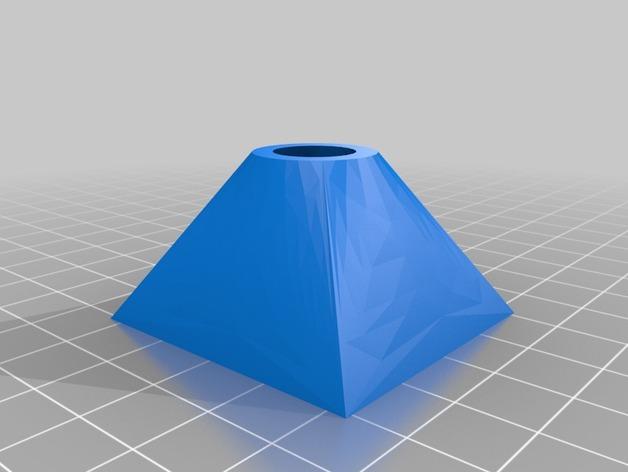TIE战斗机形灯罩