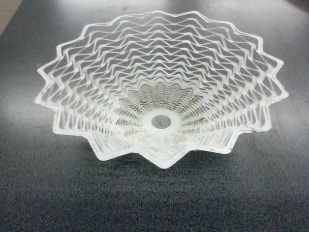 A3纸制作而成的灯罩