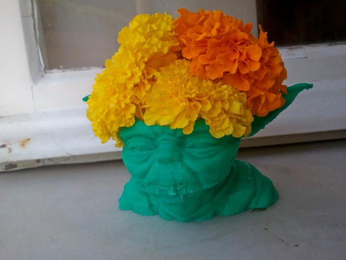 尤达大师花瓶