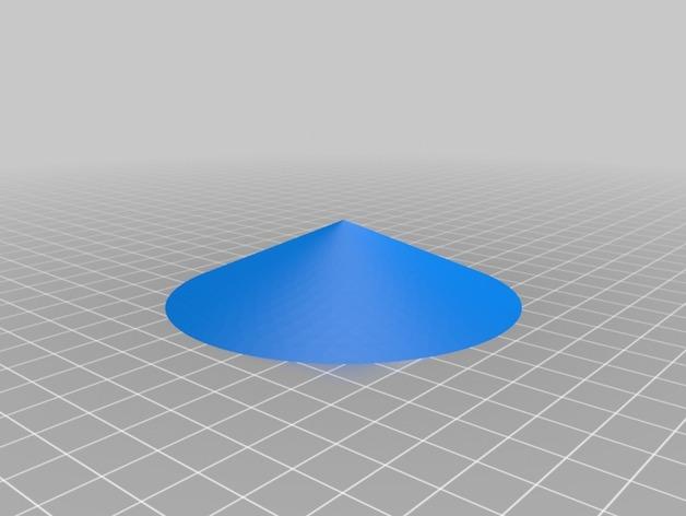 迷你3D打印电灯