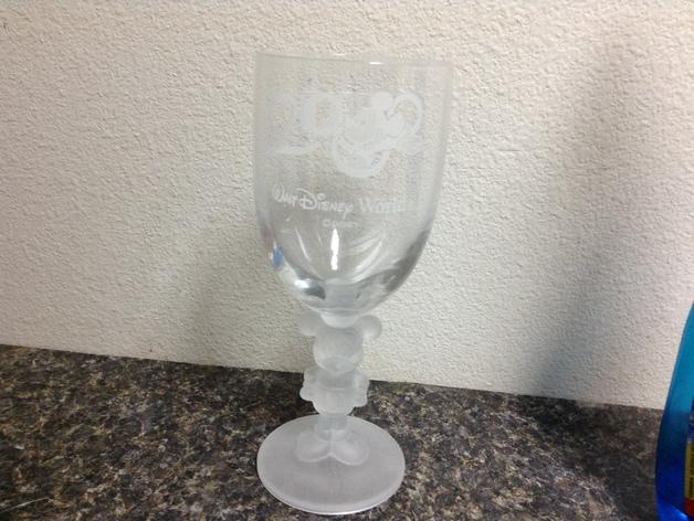 米奇玻璃杯
