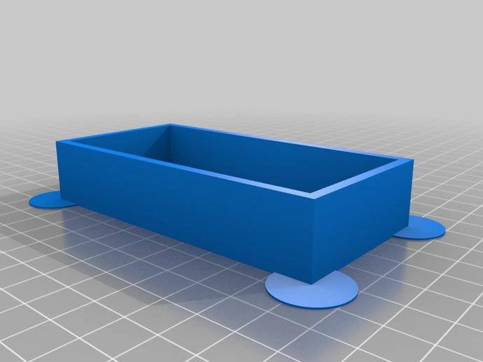 参数化镂空容器/盒子