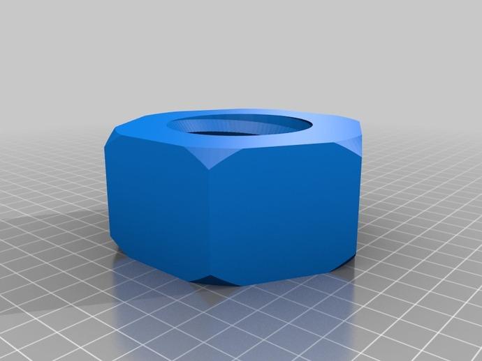 螺丝形文具盒