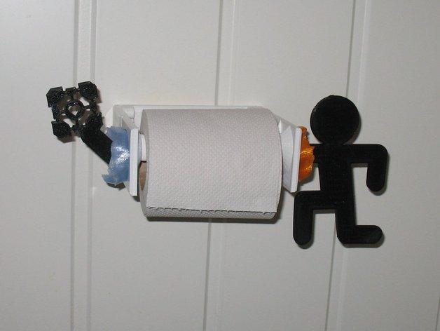 个性化厕纸架