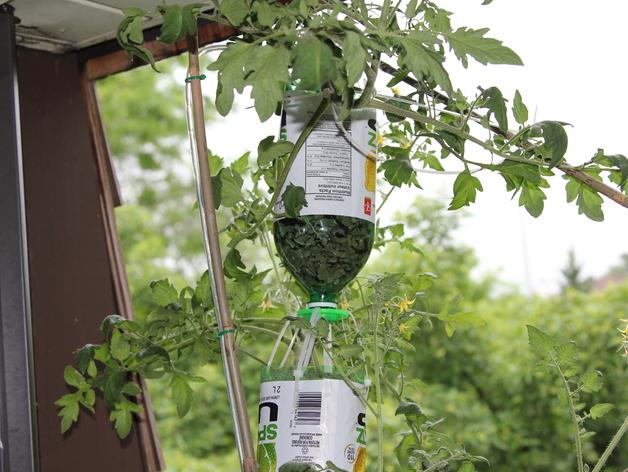 免费水培系统 -- 喷水头