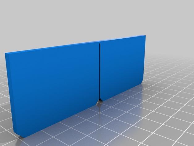 参数化OBI盒子分隔板