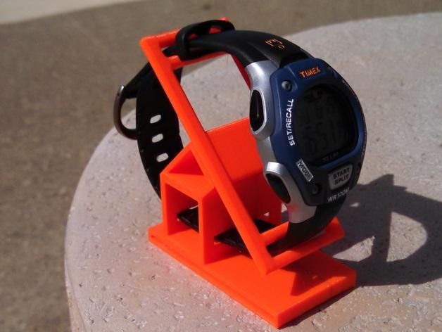 手表架 3D打印模型渲染图