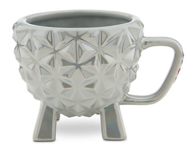 迪士尼EPCOT水杯/马克杯 3D打印模型渲染图