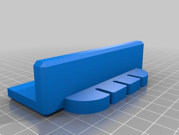 简易USB线缆夹
