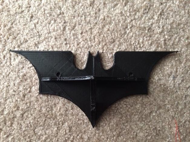 迷你蝙蝠形搁板