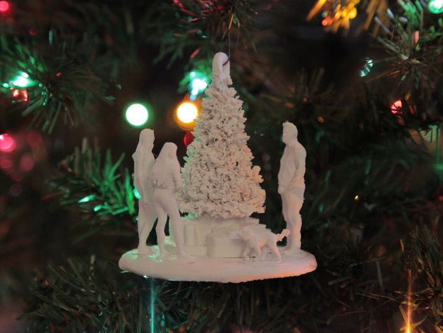 圣诞礼物装饰品