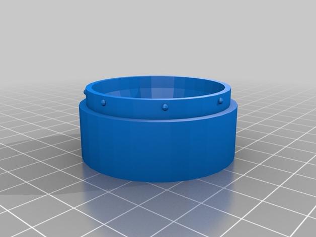 定制化圆形冰块模具