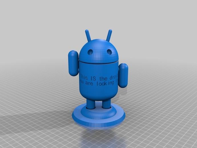定制化安卓机器人
