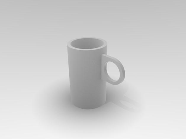 定制化茶杯