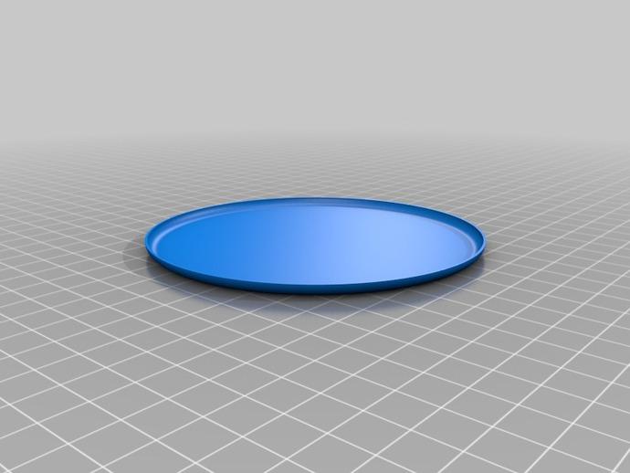 定制化圆形托盘