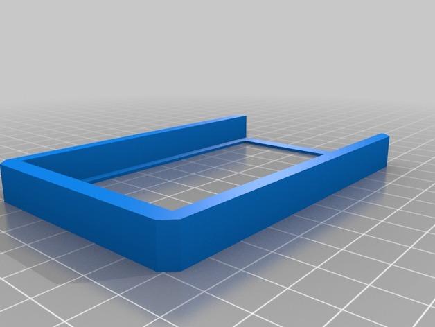 方形名片盒