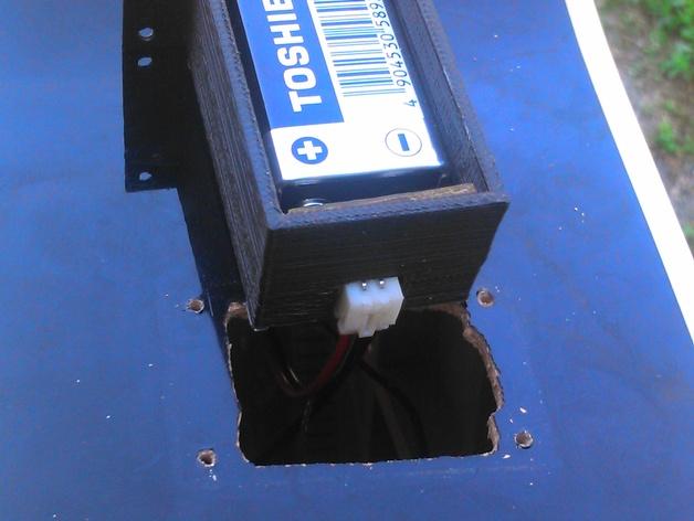 吉他电池盒