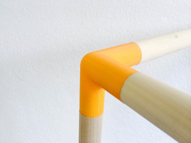 定制化儿童椅连接装置