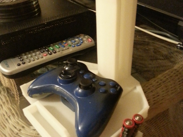 Xbox游戏机手柄架