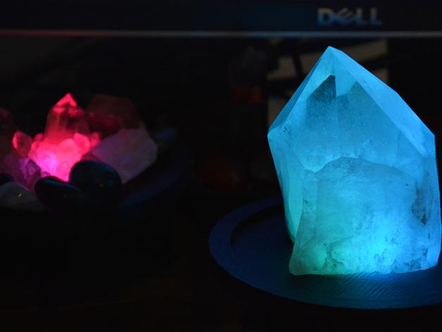 RGB水晶LED灯