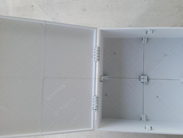 六分仪收纳盒
