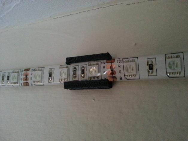 壁挂式LED光带架