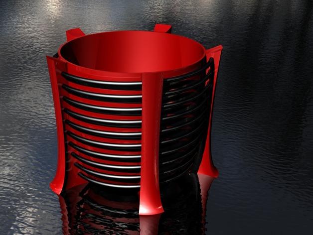 个性化花瓶