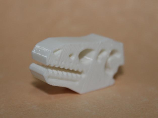 恐龙食物包装封口夹
