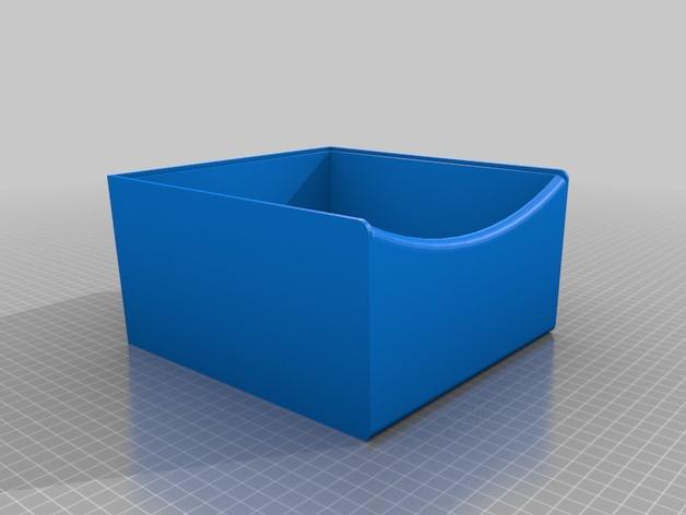 可堆叠储物盒