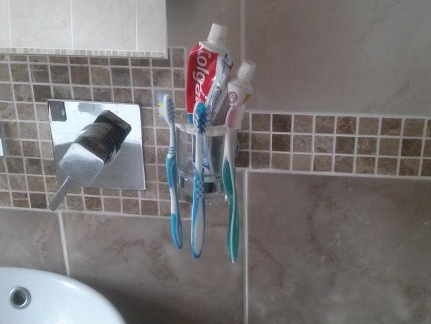 肥皂架/牙刷牙膏架