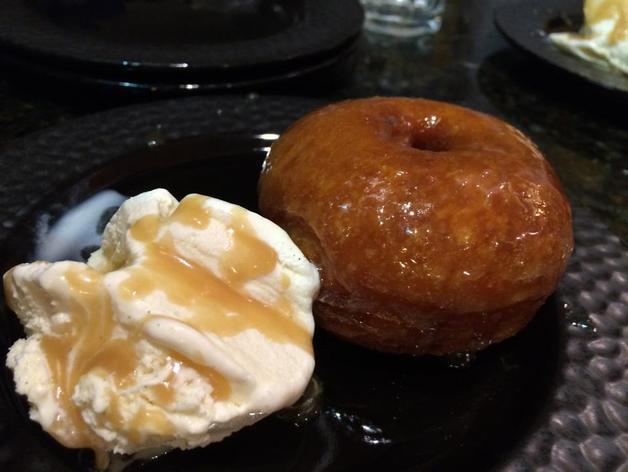 甜甜圈成型环