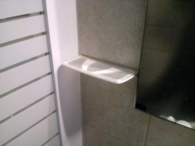 浴室托盘架