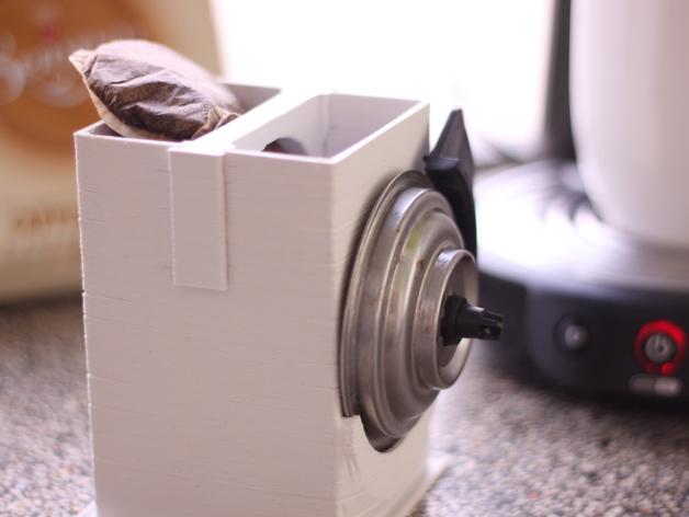 咖啡软包收纳盒