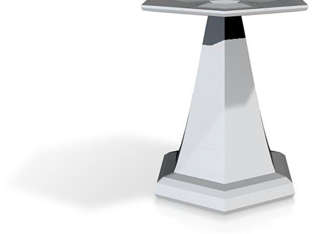 日晷底座 3D打印模型渲染图