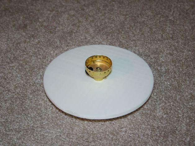 MakerBot茶壶灯罩