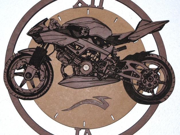 自行车 时钟
