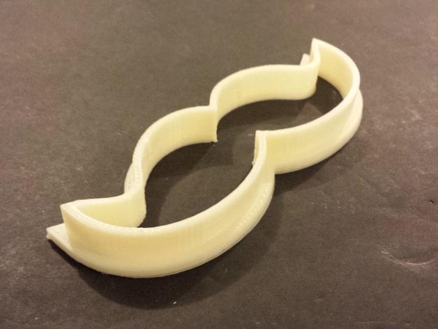 胡须 饼干制作模具