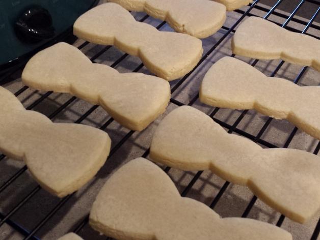 领结 饼干制作模具