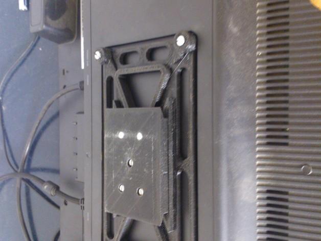 三星2494l LW显示器固定架