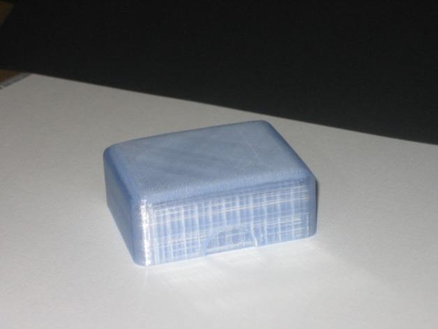 简易肥皂盒