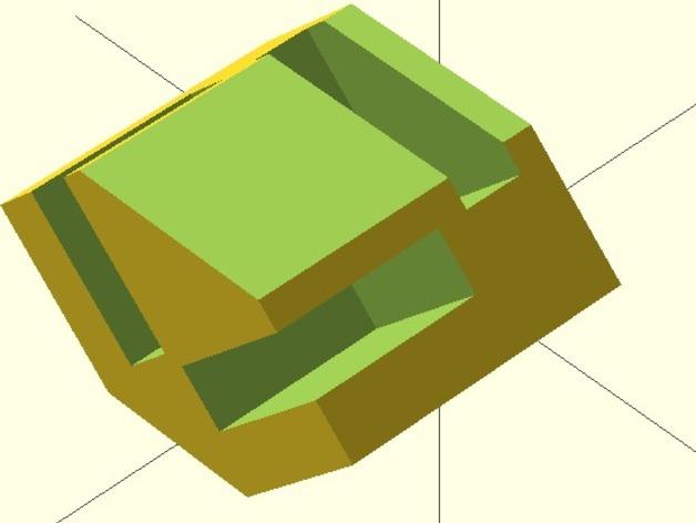 模块化的蜂巢面板